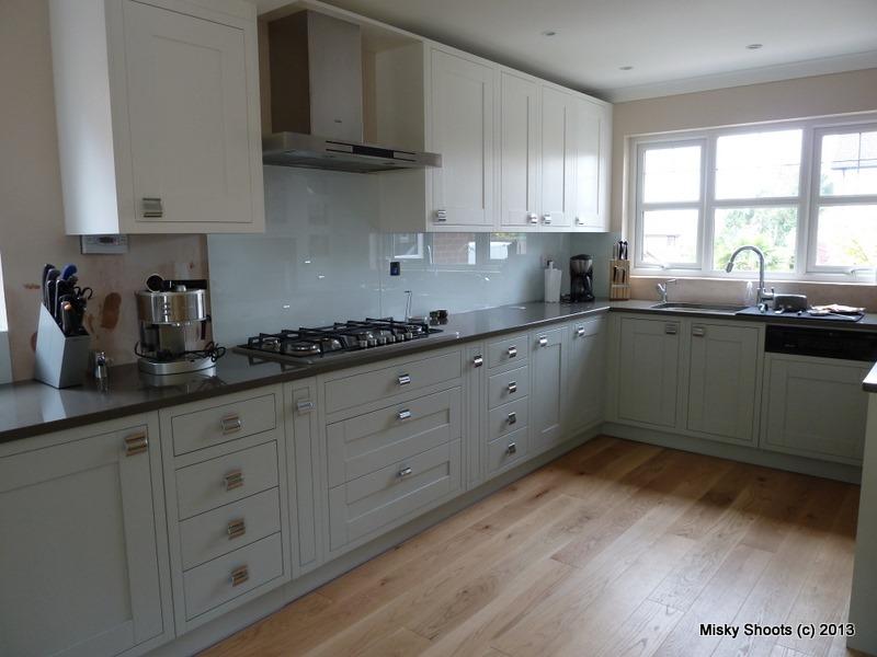 Home Improvements: That Glass | The Chalk Hills Kitchen